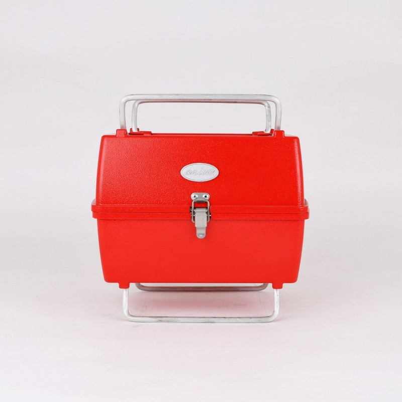 PRTK bbq RED with accessory set